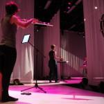 Whisper Opera at Lincoln Center (Tina Fineberg for NYTimes)