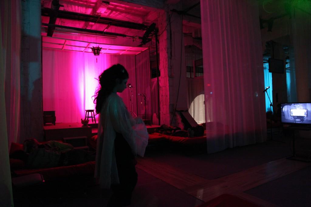 Rebecca Warner in Dream of the Red Chamber, photo credit Joshua Higgason