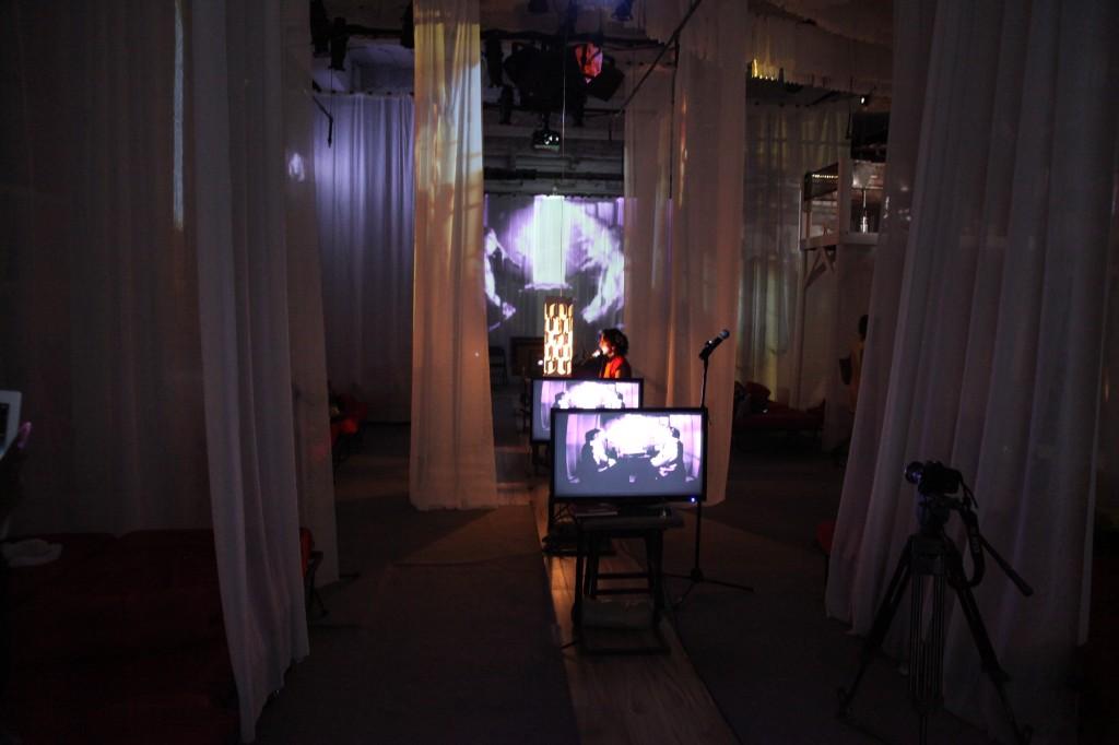 Christina CampanellaKaneza in Dream of the Red Chamber, photo credit Joshua Higgason